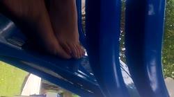 Candid Feet Soles Solas Pezinhos - Natania's feet 15