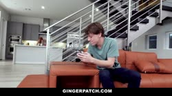 GingerPatch - Red Head Mom Fucks Sons Friend