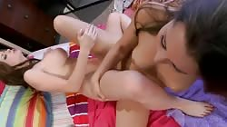 The Absolute Best Lesbian Tribbing / Scissoring Compilation // Part 1